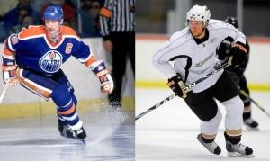 Wayne Gretzky 50 & Corey Perry